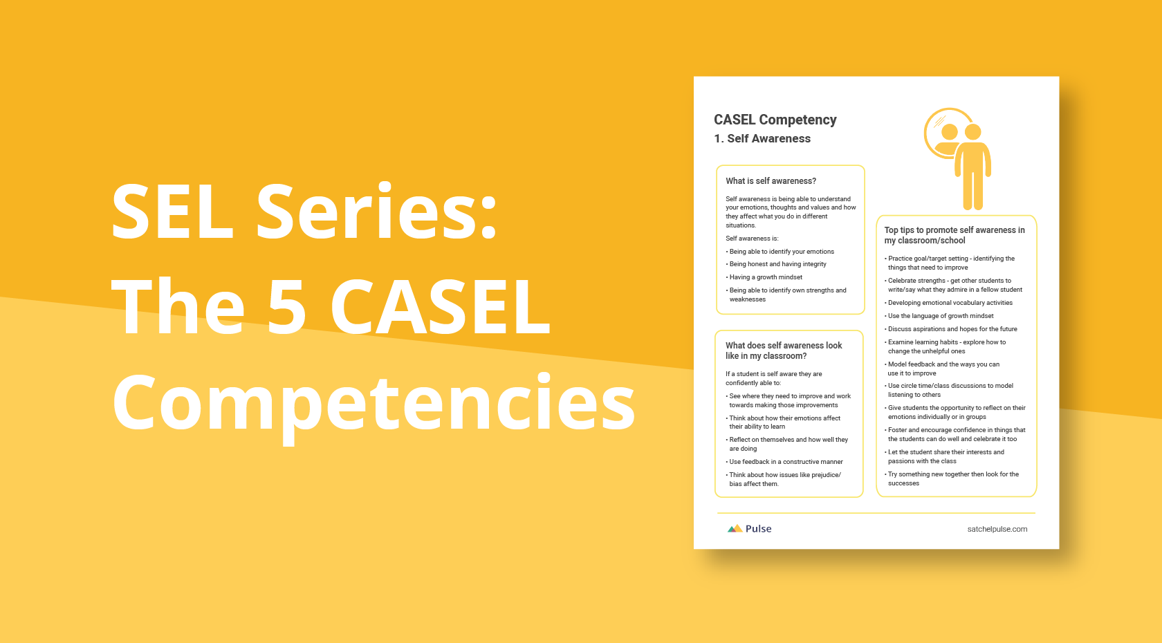 SEL Series - The 5 CASEL Competencies RC-T-1