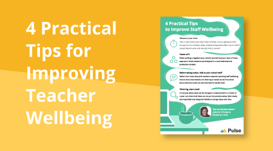 4 Tips for Improving Wellbeing RC-T